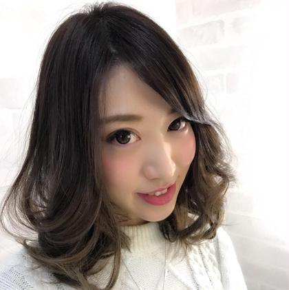 PERS hair design所属の川村勇樹