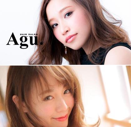 Agu hair aimer草加店所属の古林紘
