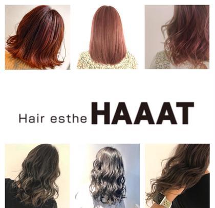 Hair esthe HAAAT所属のKOBAYUTA