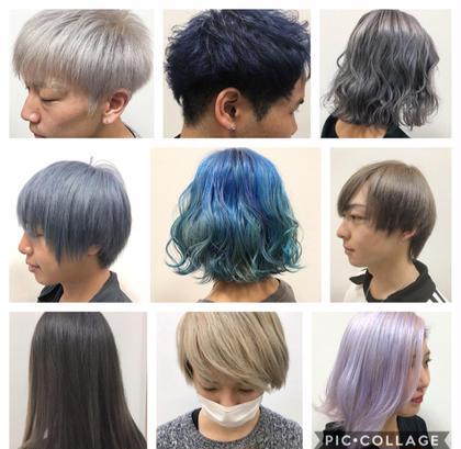 クレス武蔵浦和店所属の🌈カラー特化美容師🌈アオキダイチ