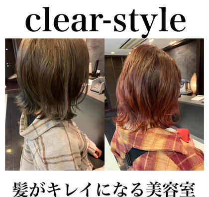 clear-style所属の松本幸恵