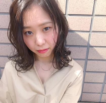 modshair仙台長町店所属の新田千浩