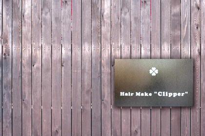 hair make  clipper所属の澤田隼作
