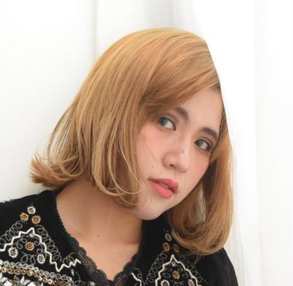 hair design BEER所属の佐々木亮介