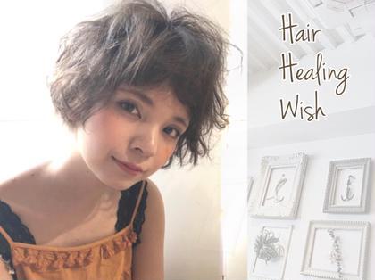 HairHealingWish所属のスタイリスト/富井愛純