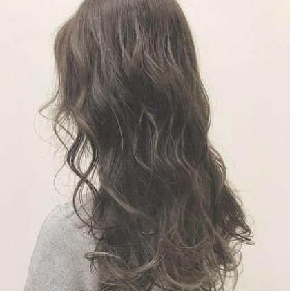 HAIR&MAKE    EARTH 長崎時津店所属の牛島彩貴