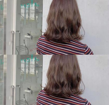 Agu hair cardinal所属の中門玲那