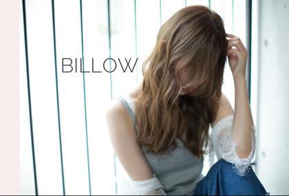 HAIR&MAKE BILLOW所属の入本翼
