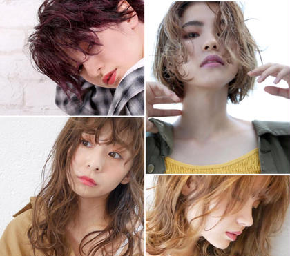 hair make EARTH所属のEARTH青葉台