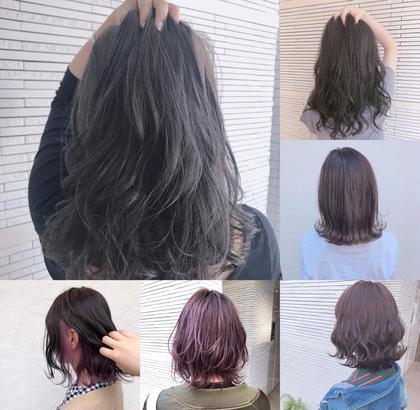 hair&makeKOKORO所属の【スタイリスト】藤谷千恵