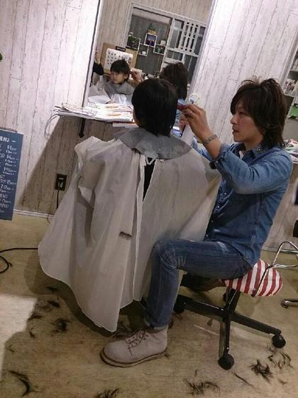 Hair design RED所属の田村祐一