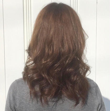 hair make D.S.所属の池原寛之