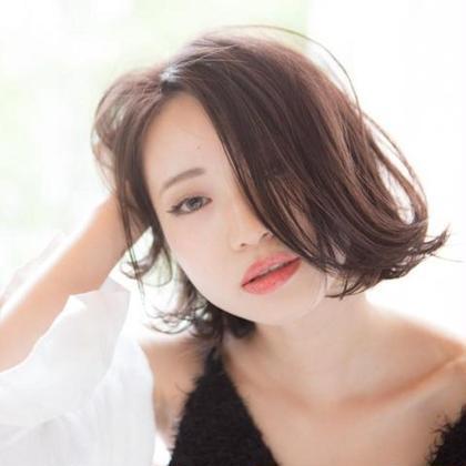 PEACE of hair所属の宮崎涼