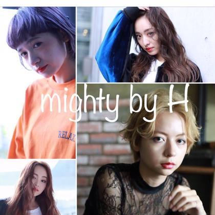 mighty by H所属の副店長 TOYODAMAKOTO