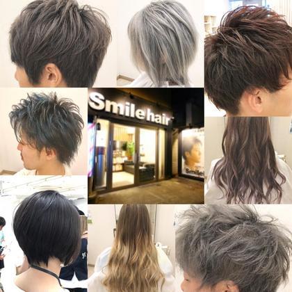 Smile hair 大泉学園店所属の高野浩平
