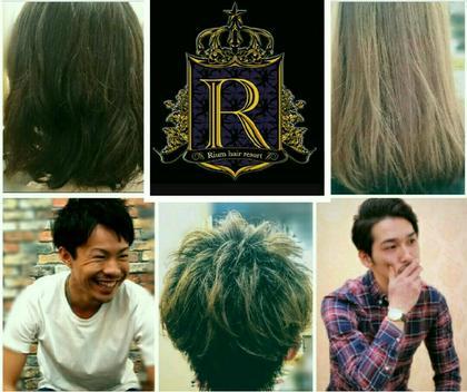 Rium hair resort所属のYuki☆ユウキ