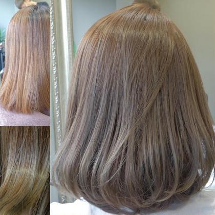 hair atelier ANELLO所属の高瀬涼