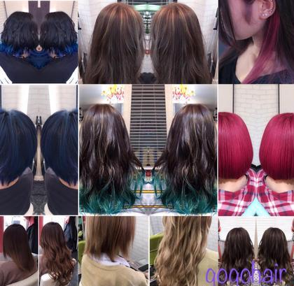 HAIR STUDIO GOGOHAIR所属のKimuraShinya