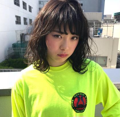 savon hair design casa+所属のHOSHIATUSHI