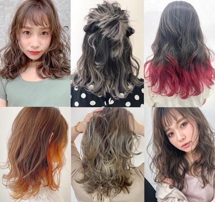 gif.hair梅田茶屋町店所属の宇原茜