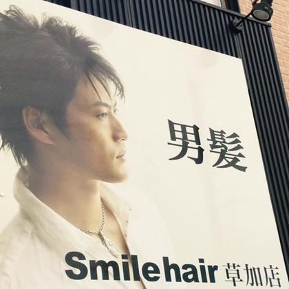 Smile hair 草加店所属のトミタツヤ