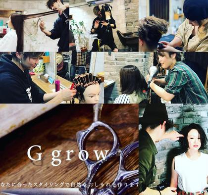 G grow所属のHIGASHIAMAHIROSHI