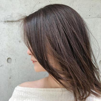 CACHE'&RITA HAIR所属の藤崎恵梨香