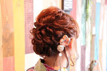 HairdesignD.所属の辻田ひと美