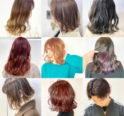 ungu hair labo所属のRyujiAjiki