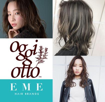 EME hair brands所属の南里拓希