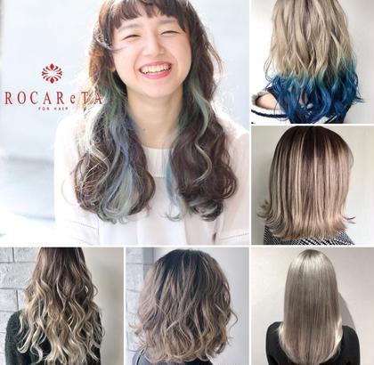 ROCAReTA for hair所属のリピート者多数!野尻匠