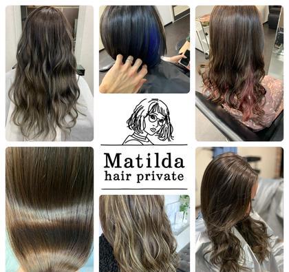 Matilda hairprivate所属の神野洸都