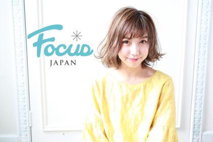 FocusJAPAN所属の女性スタイリスト指名NO.1💖大嶋結実