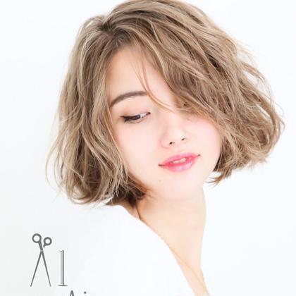 hairresortAi亀戸店所属の横川翔希