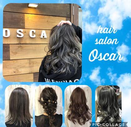 hair salonOscar所属のヘアサロンオスカー岸和田蛸地蔵店