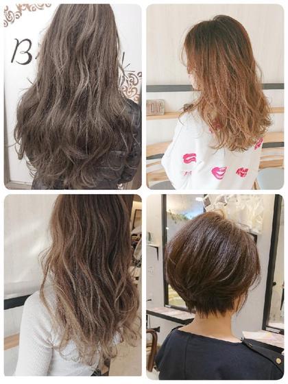 hair&make brand new所属のやなぎだなおき