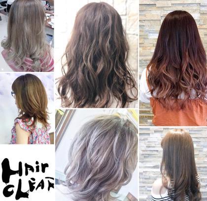 HAIR CLEAR 草加店所属の今泉佑太