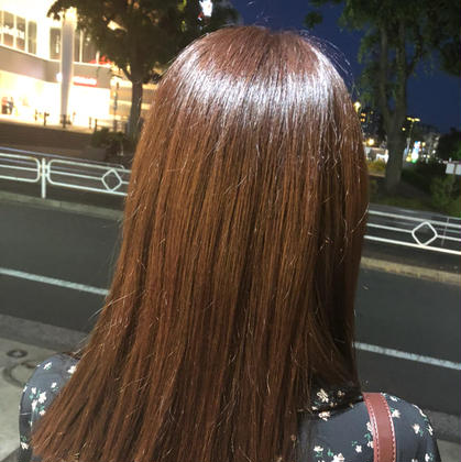 just hairCINQ所属の富久永梨