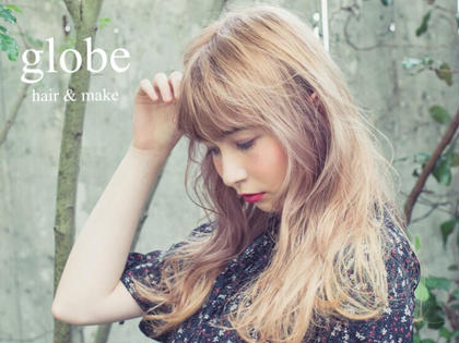 globe船橋店所属の佐藤麻帆