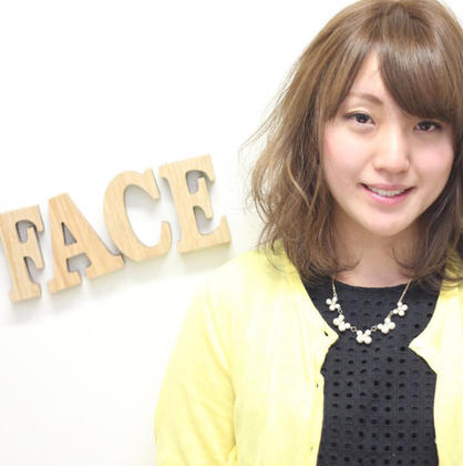 FACE。磯子所属の生井祐弥