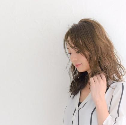 HAIR&MAKE  EARTHふじみ野店所属の桑島新