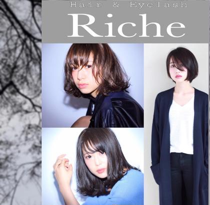 Riche所属の宇野慧