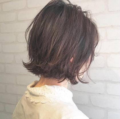 hair resort Ai西日暮里店所属の小関茅里