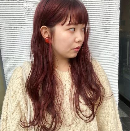 solaris hair所属の島本紗希