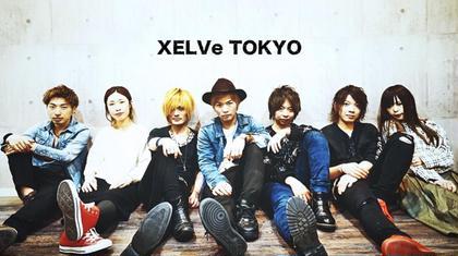 XELVe TOKYO所属の【XELVe 】伊藤渉