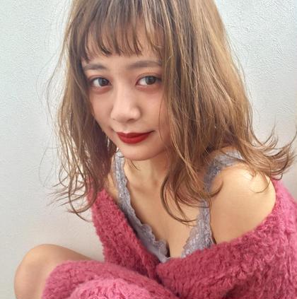 alet hair所属のnakamurawakana