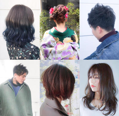 Hair&Make EARTH 長崎時津店所属の椎原冴佳
