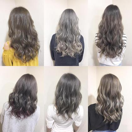 Vida creative hair salon所属のKouta Matunaga