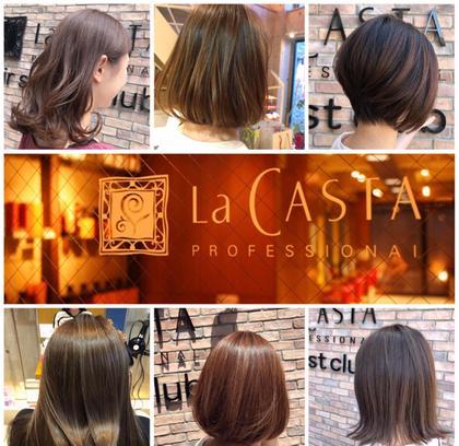 La CASTA  hair stylist club所属の大橋祐介