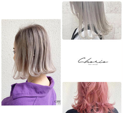 CHERIE hair design所属のキムラユウタ